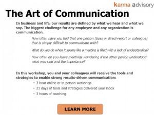 TheArtofCommunication